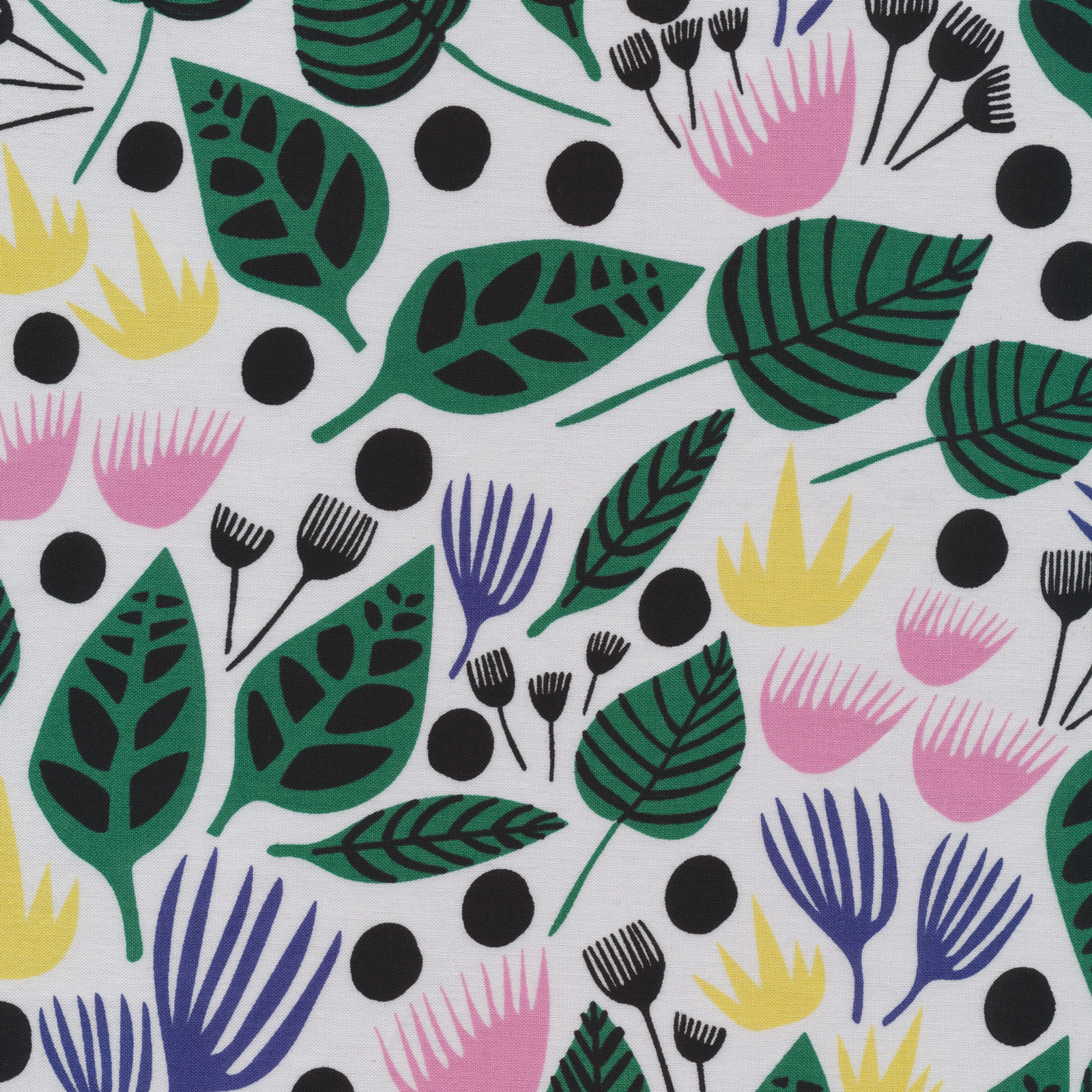 Canopy from the Wild collection by Cloud9 Fabrics, 100% organic cotton fabric