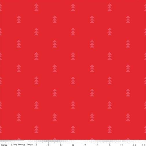 Fly Right Red from the Create collection by Riley Blake Designs, 100% Modern Cotton Fabric