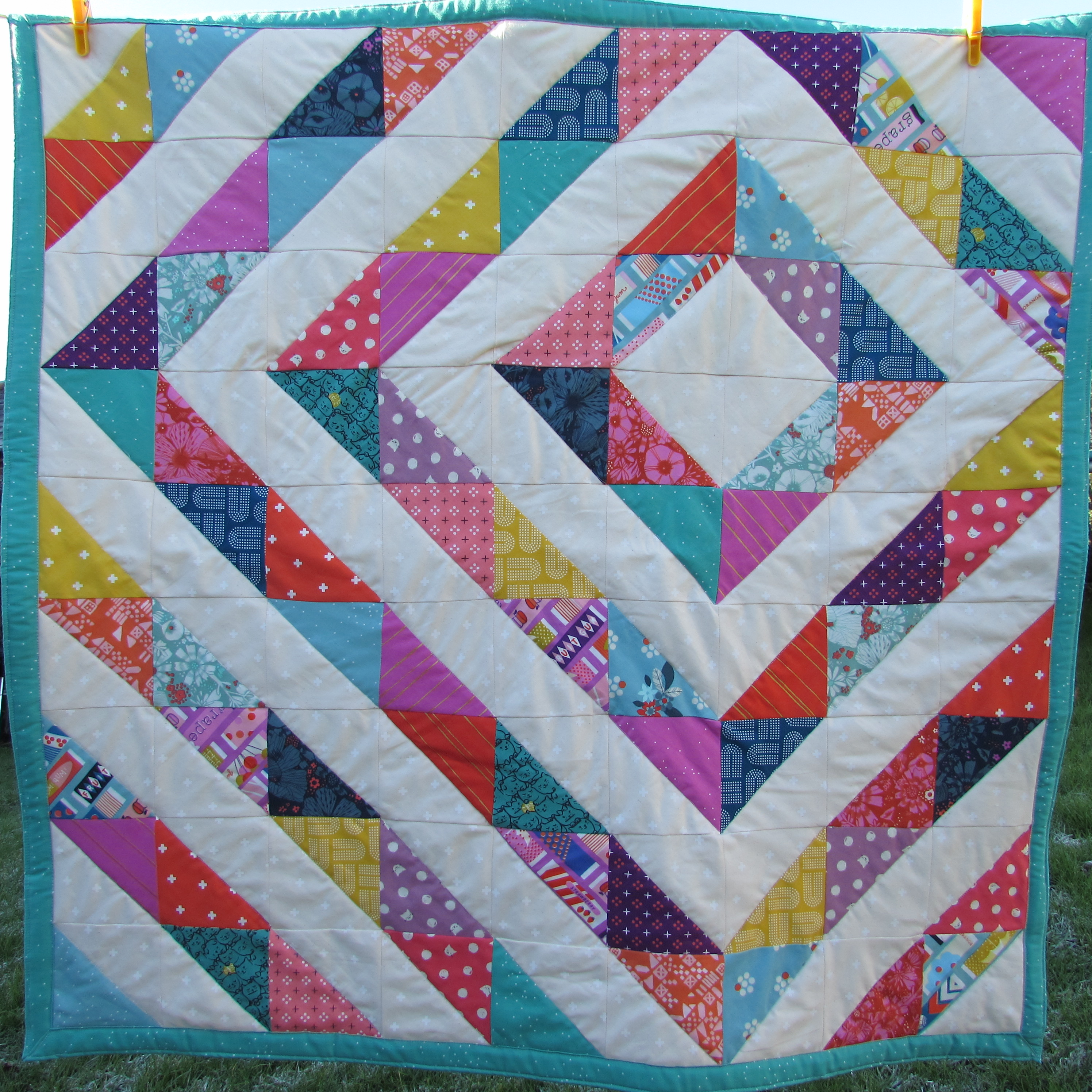 Quilt & Cushion Kits at The Fabric Fox